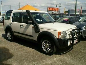 2008 Land Rover Discovery 3  White Automatic Wagon Woodridge Logan Area Preview