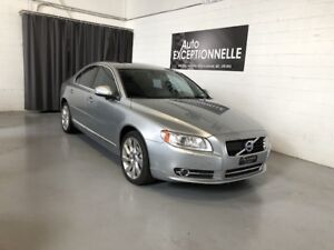 2012 Volvo S80 T6 AWD platinum inscription edition