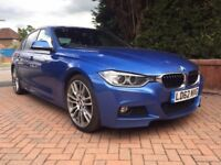 """BMW 320d M Sport, Immaculate, privately owned, BMW service history, 19"""" Alloys"""