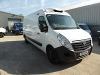 VAUXHALL KOVANO 2.3 125BHP CHILLER VAN WITH STAND BY