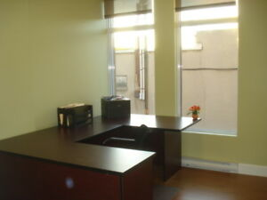 Shared Office Space in renovated building Decarie St Laurent