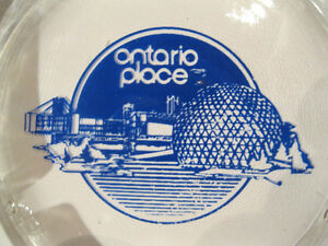 2 COLLECTABLES FROM ONTARIO PLACE London Ontario image 1