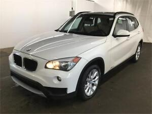 2014 BMW X1/4WD**TRÈS PROPRE*PANORAMA ROOF* $69 SEMAINE