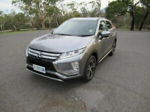 2019 Mitsubishi Eclipse Cross YA MY20 LS 2WD Grey 8 Speed Constant Variable Wagon Glenorchy Glenorchy Area Preview