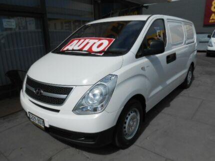 2014 Hyundai iLOAD TQ MY14 White 5 Speed Automatic Van West Hindmarsh Charles Sturt Area Preview