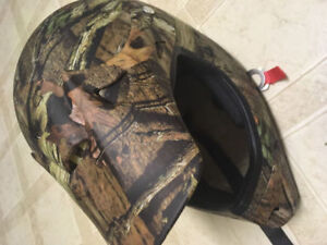 XXL NEVER WORN MOSSY OAK HELMET $100 OBO