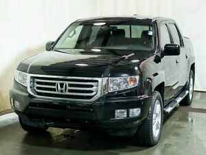 2013 Honda Ridgeline Touring AWD Crew Cab w/ Navigation, Leather