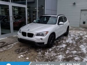 2014 BMW X1 xDrive35i 3.0V6 LEATHER PANO ROOF 2 SETS OF TIRES