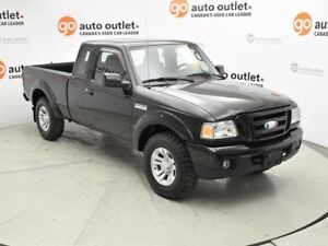 2007 Ford Ranger Sport 4dr 4x4 Super Cab Styleside 6 ft. box 125