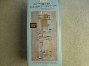 Shower & Bath Tension Pole Caddy Rockingham Rockingham Area Preview