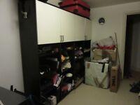IKEA cupboards/shelves