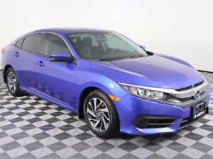 2016 Honda Civic Sedan EX w/Honda Sensing-Back Up Camera-Sunroof