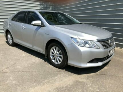 2012 Toyota Aurion GSV50R AT-X Silver 6 Speed Sports Automatic Sedan Morphett Vale Morphett Vale Area Preview