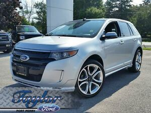 2013 Ford Edge Sport *AWD**22's**Leather*