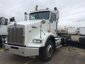 2008 Kenworth T800 Daycab with NO DPF!!!