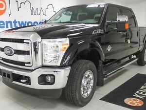 2016 Ford F-350 LARIAT , DIESEL , SUNROOF , LEATHER AND NAV!!