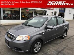 2008 Chevrolet Aveo! AS IS! Valid E-test!