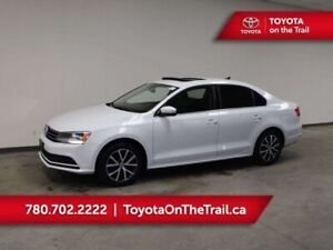 2015 Volkswagen Jetta Sedan COMFORTLINE 1.8L; SUNROOF, WINTER TI