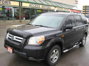 2008 Honda Pilot EXL, Leather, 8 Passenger, Extra Clean, One Own