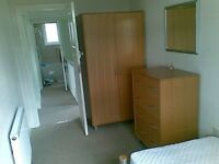 Sunny room in friendly fully furnished non smoking house share with professional females