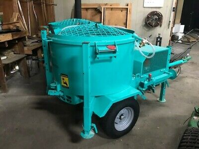 Imer 360 Gas 11 Hp Honda Imer Mortarman Vertical Shaft Mortar Cement Mixer