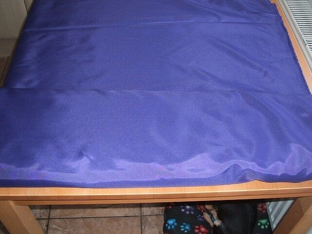 STABLER TEXTILES PURPLE LINING