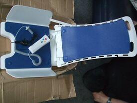 Bellavit Bath Lift new boxed remote control seen working*