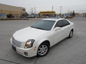 2006 CADILLAC CTS *LEATHER,SUNROOF,LOADED,PRICED TO SELL!!!*