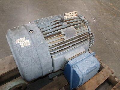 Teco Westinghouse 40 Hp 3 Phase Induction Motor