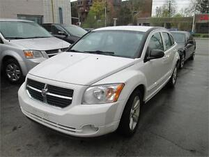 2011 Dodge Caliber 160KM/1Year Limited Warranty Included.