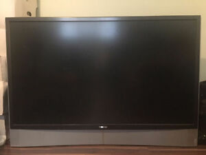 "Free Toshiba 62HM196 62"" DLP TV (needs new light engine)"
