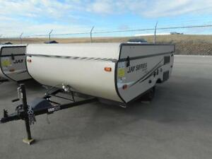 ONE WICKED TENT TRAILER 2016 JAY SERIES SPT 10SD