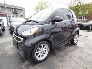 2014 SMART FORTWO ELECTRIC DRIVE PASSION (8,000 KM, GPS, FULL!!)
