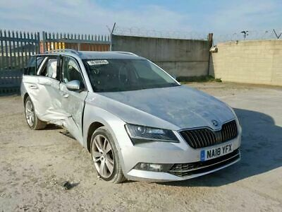 Skoda Superb 3v Breaking 2015-2019 Rear Axle Engine Front End Turbo Doors