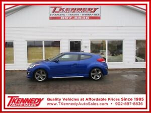 2013 Hyundai Veloster 3dr Cpe Turbo ** ONLY $97.00 B/W OAC **