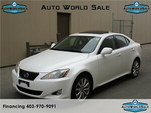 2008 Lexus IS 250 |AWD |Leather-Premium pack