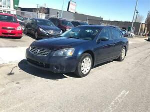 2006 NISSAN ALTIMA 4CYL AUTOMATIC