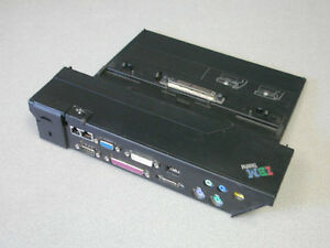 IBM/Lenovo ThinkPad MiniDock Docking Station Port Replicator T40