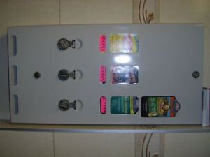 Condom & Novelty Coin Operated Vending Machine
