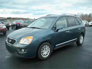 WINTER TIRES ON! 99$ BI WEEKLY OAC!2012  Rondo EX 7 PASSENGER!!!