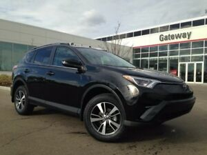 2018 Toyota Rav4 LE 4dr All-wheel Drive Backup Cam, Heated Seats