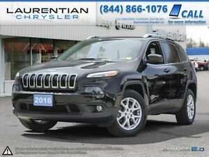 2016 Jeep Cherokee North-FUN & PRACTICAL