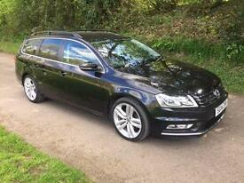 Volkswagen Passat R Line TDi Bluemotion Technology DIESEL MANUAL 2014/14