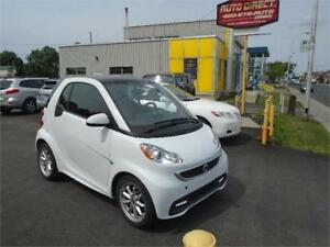 2015 SMART FORTWO AIR, TOIT, MAGS $6995.00
