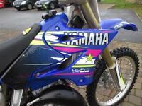 YAMAHA YZ125 2006 MX MOTO CROSS OFF ROAD BIKE