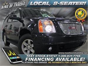 2012 GMC Yukon SLT 8-passenger | Heated Seats