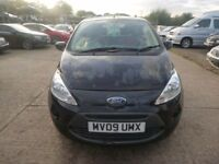 FORD KA - MV09UMX - DIRECT FROM INS CO