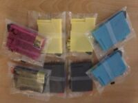 Replacement Ink Cartridges E-1811, 1812, 1813 and 1814