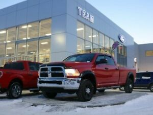 2013 Ram 3500 SLT, ACCIDENT FREE, AIR CONDITIONING, KEYLESS ENTR