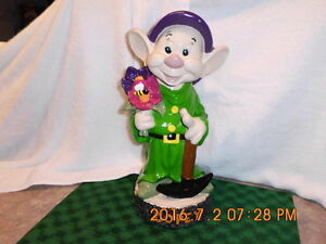 Disney Dopey(seven dwarfs) - refurbished/repainted